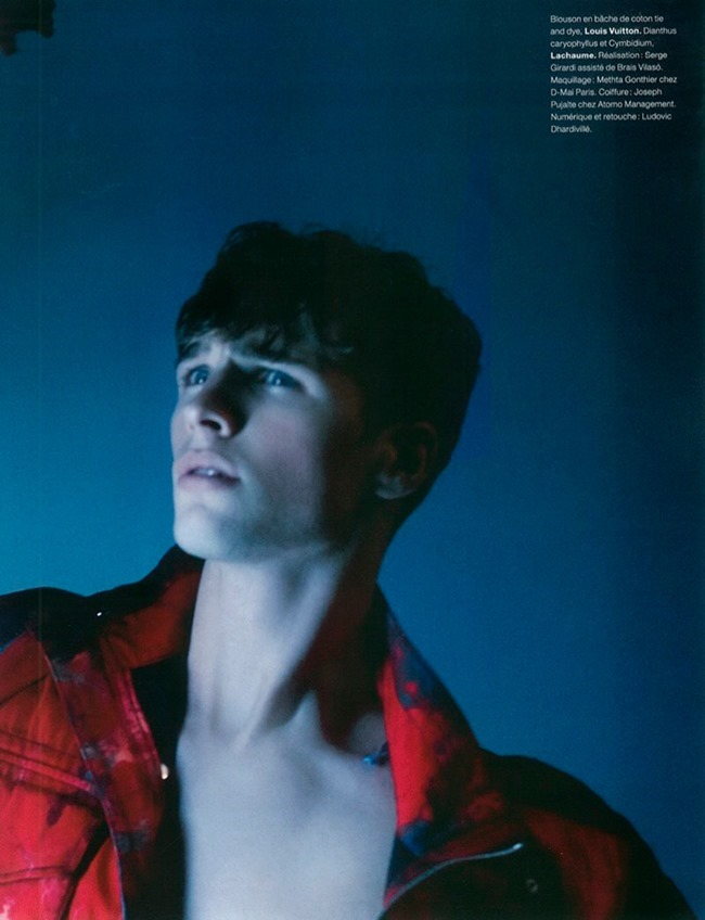 NUMERO HOMME MAGAZINE Edward Wilding by Karl Lagerfeld. Spring 2014, www.imageamplified.com, Image Amplified (3)