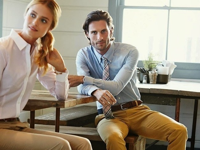 CAMPAIGN Tommy Dunn for Brooks Brothers Spring 2014. www.imageamplified.com, Image Amplified (6)