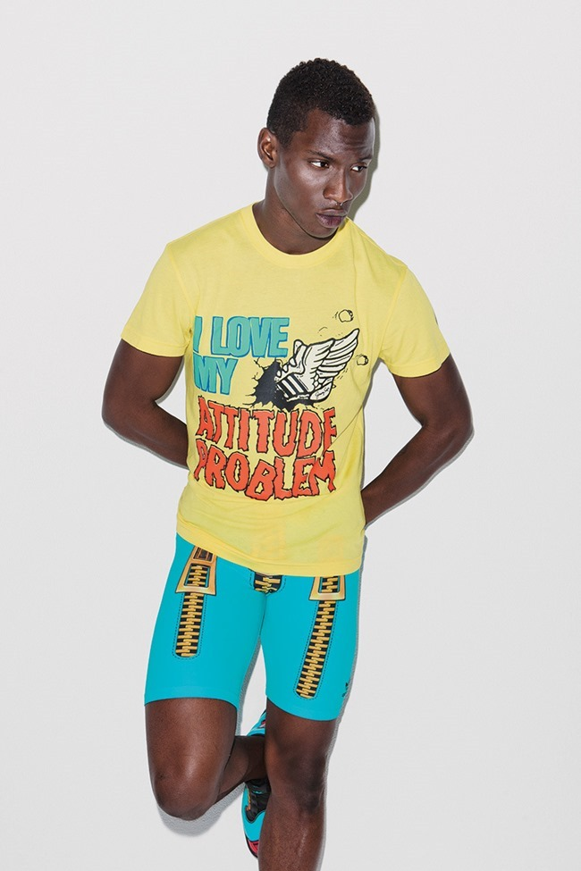 LOOKBOOK Adonis Bosso for adidas Originals by Jeremy Scott Spring 2014. www.imageamplified.com, Image Amplified (2)
