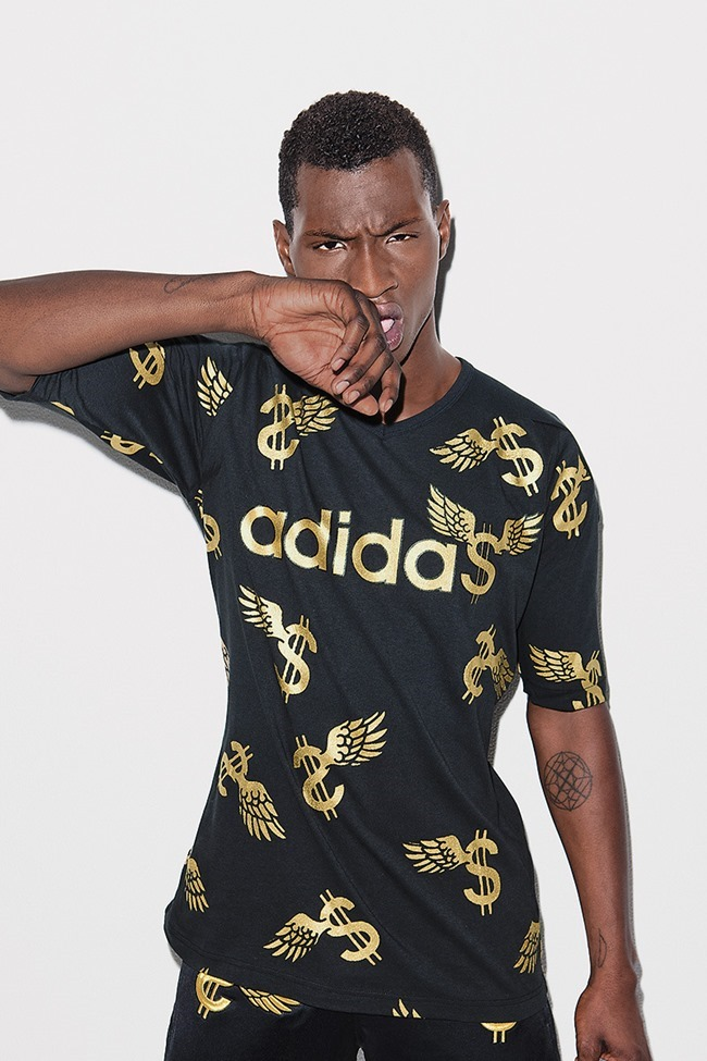 LOOKBOOK Adonis Bosso for adidas Originals by Jeremy Scott Spring 2014. www.imageamplified.com, Image Amplified (5)