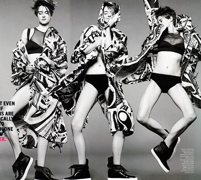 MARIE CLAIRE MAGAZINE Shailene Woodley by Jan Welters. April 2014, www.imageamplified.com, Image Amplified (7)