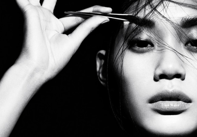 VOGUE CHINA Ming Xi in Smart Tools by Marcus Ohlsson. Yukiko Tajima, Spring 2014, www.imageamplified.com, Image amplified (1)