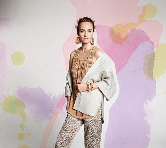 CAMPAIGN Amber Valletta for H&M Conscious Exclusive Spring 2014. www.imageamplified.com, Image Amplified (12)