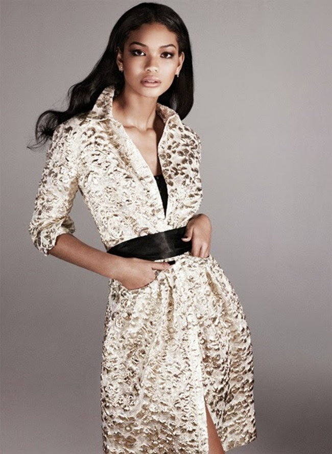THE EDIT MAGAZINE Chanel Iman in Guiding Light by Paul Maffi. Maya Zepinic, March 2014, www.imageamplified.com, Image Amplified (5)
