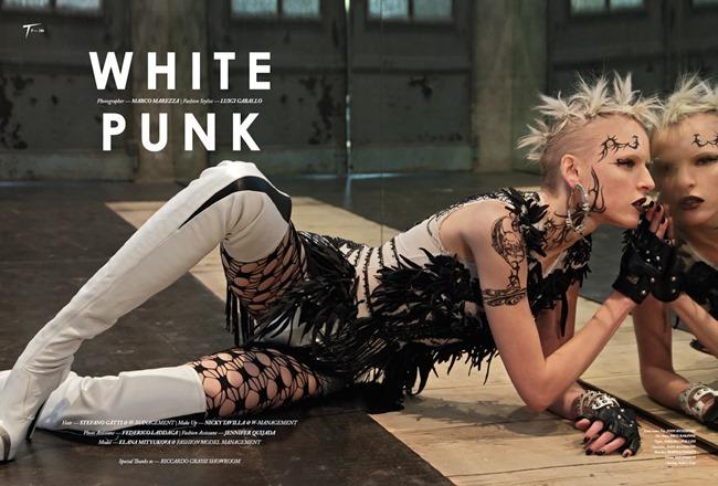 TIRADE MAGAZINE Elana Mityukova in White Punk by Marco Marezza. Luigi Gaballo, Spring 2014, www.imageamplified.com, Image Amplified (2)