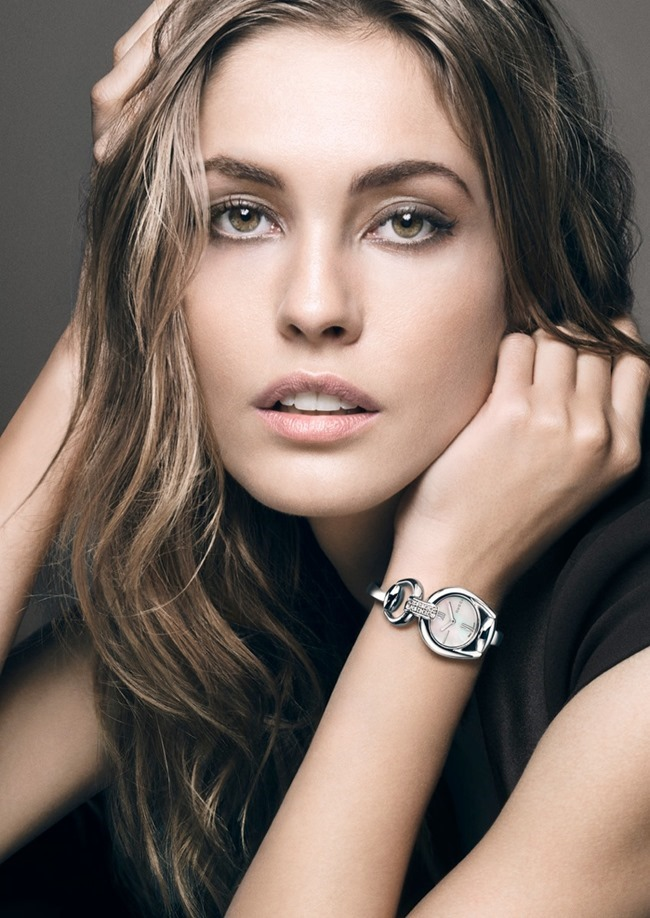 CAMPAIGN Nadja Bender for Gucci Watches & Jewelry 2014 by Solve Sundsbo. www.imageamplified.com, Image Amplified (3)