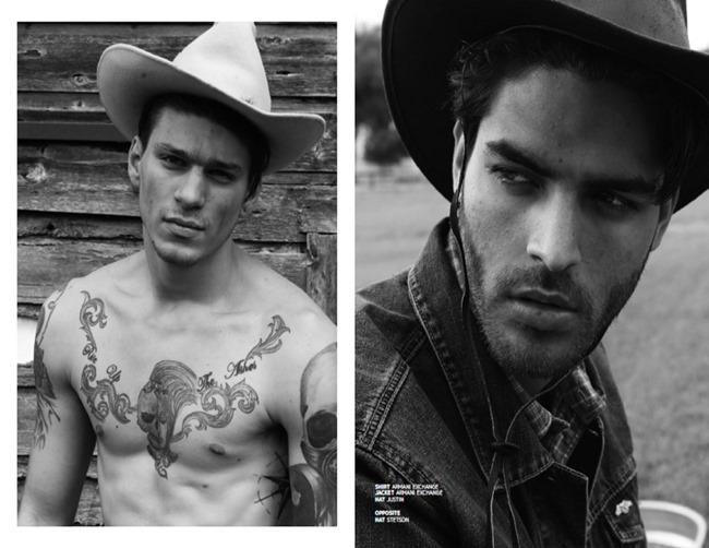 JON MAGAZINE Josh Button in Cowboy by Michael Del Buono. Spring 2014, www.imageamplified.com, Image Amplified (7)