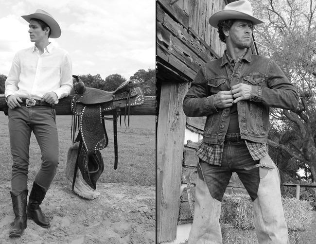 JON MAGAZINE Josh Button in Cowboy by Michael Del Buono. Spring 2014, www.imageamplified.com, Image Amplified (3)