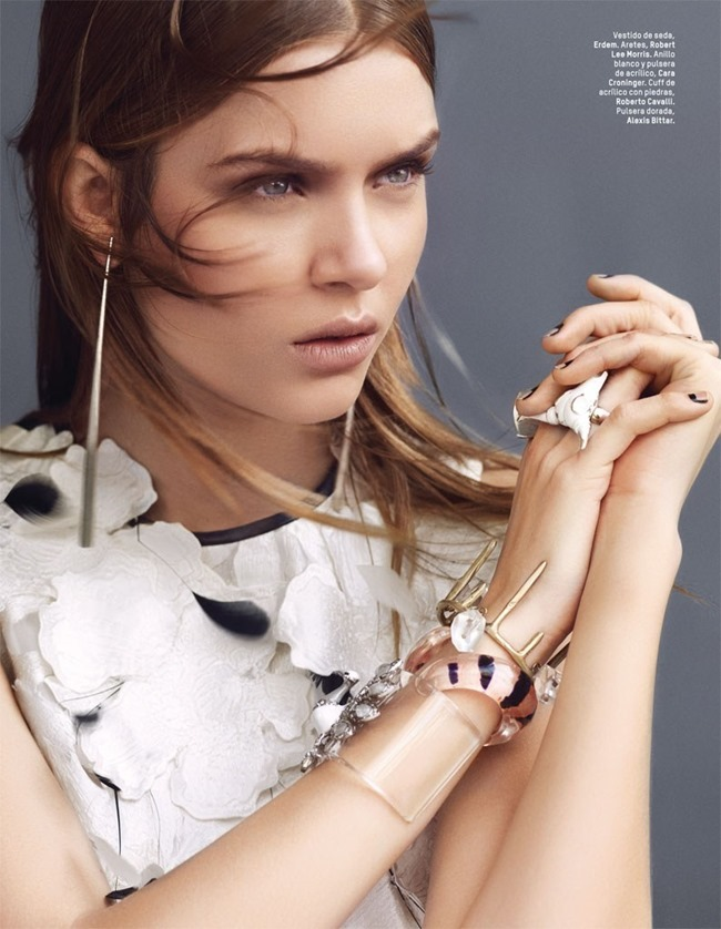 L'OFFICIEL MEXICO Josephine Skriver by Andrew Yee. Christopher Campbell, April 2014, www.imageamplified.com, Image Amplified (7)