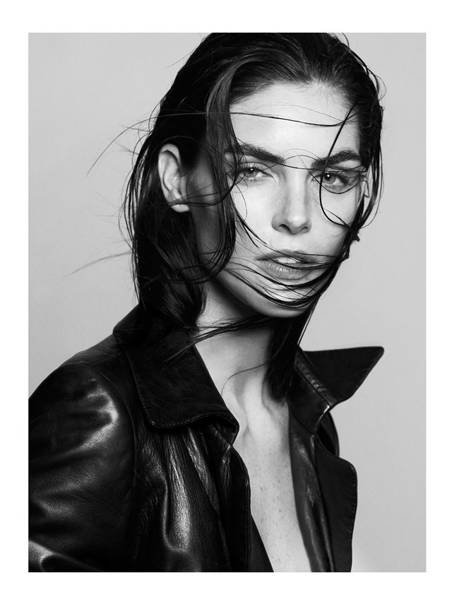 MODELS.COM Hilary Rhoda in Icons by Santiago & Mauricio. Elizabeth Sylcer, Spring 2014, www.imageamplified.com, Image Amplified (3)