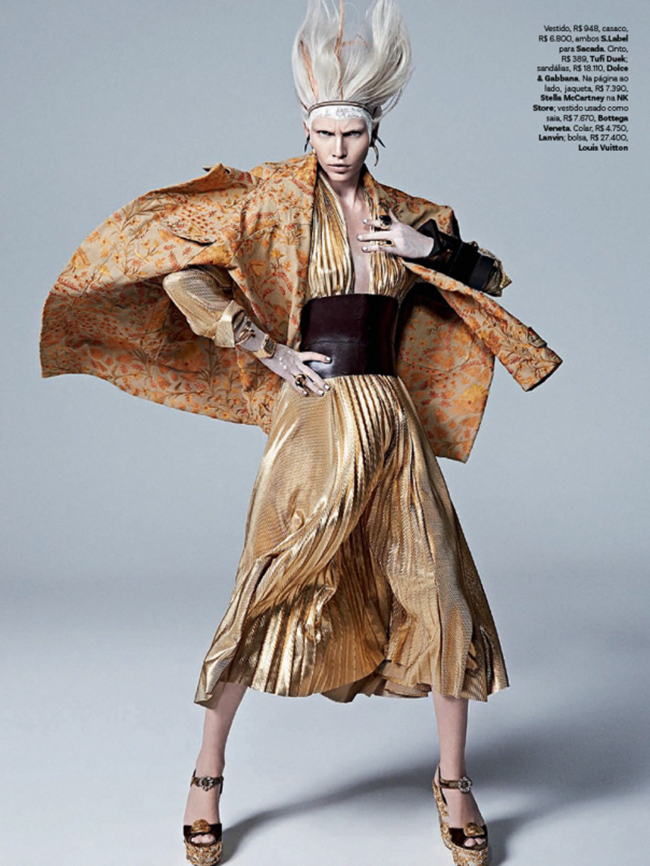 VOGUE BRAZIL Aline Weber in Guerreira Urbana by Zee Nunes. Pedro Sales, April 2014, www.imageamplified.com, Image Amplified (7)