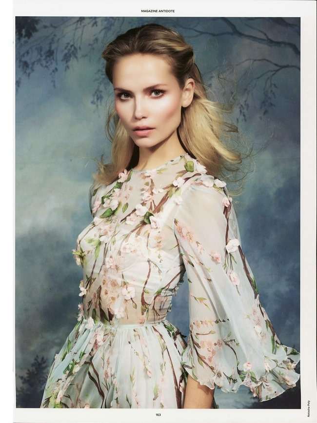 ANTIDOTE MAGAZINE Natasha Poly by Cuneyt Akeroglu. Spring 2014, www.imageamplified.com, Image Amplified (2)