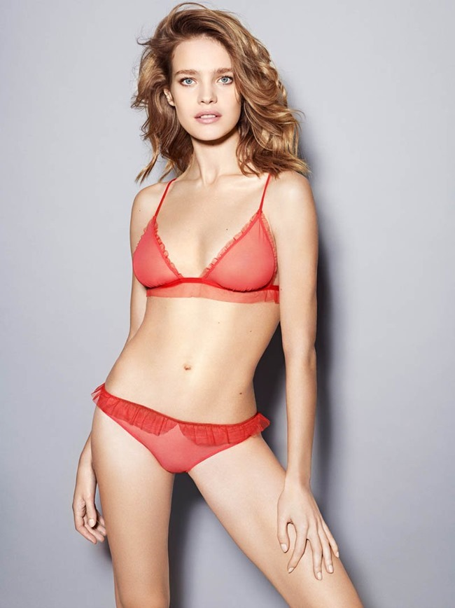 CAMPAIGN Natalia Vodianova for Etam Spring 2013 Lingerie Collection. www.imageamplified.com, Image Amplified (13)