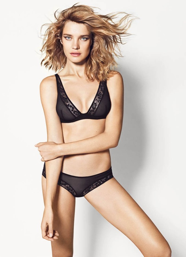 CAMPAIGN Natalia Vodianova for Etam Spring 2013 Lingerie Collection. www.imageamplified.com, Image Amplified (17)