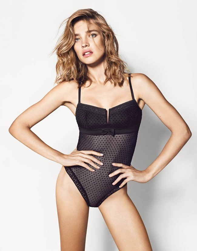 CAMPAIGN Natalia Vodianova for Etam Spring 2013 Lingerie Collection. www.imageamplified.com, Image Amplified (2)