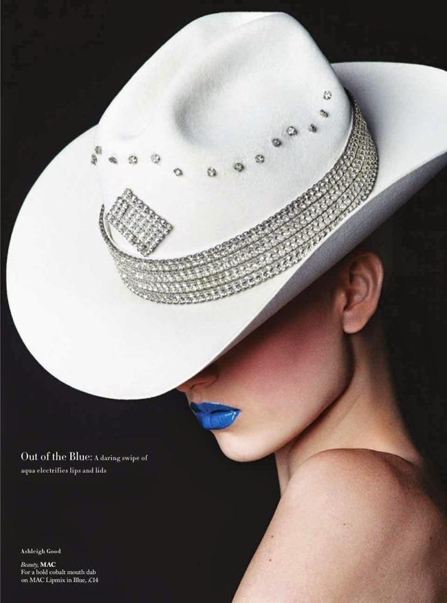 HARPER'S BAZAAR UK Beauty & The Best by Johnny Dufort. Carine Roitfeld, May 2014, www.imageamplified.com, Image Amplified (16)