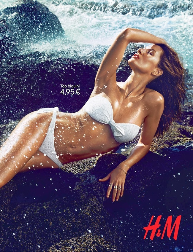 CAMPAIGN Gisele Bundchen for H&M Summer 2014 by Lachlan Bailey. www.imageamplified.com, Image Amplified (1)