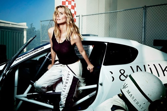CAMPAIGN Heidi Klum for Maserati Spring 2014 by Francesco Carrozzini. www.imageamplified.com, Image Amplified (2)
