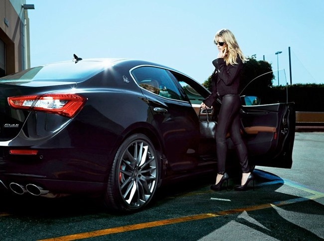 CAMPAIGN Heidi Klum for Maserati Spring 2014 by Francesco Carrozzini. www.imageamplified.com, Image Amplified (3)
