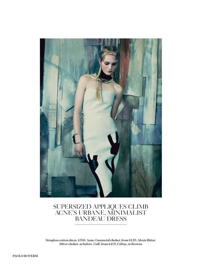 VOGUE UK Jean Campbell in Garden Display by Paolo Roversi. Francesca Burns, May 2014, www.imageamplified.com, Image Amplified (9)