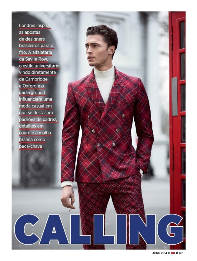GQ BRAZIL Harvey Haydon in London Calling by Greg Swales, Antonio Branco, Spring 2014, www.imageamplified.com, Image Amplified (2)