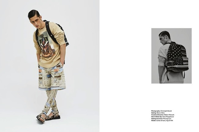 HIGHSNOBIETY Carlos Ferra in Techno-Tribalism by Christoph Musiol. Spring 2014, www.imageamplified.com, Image Amplified (1)