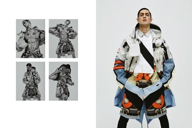 HIGHSNOBIETY Carlos Ferra in Techno-Tribalism by Christoph Musiol. Spring 2014, www.imageamplified.com, Image Amplified (4)
