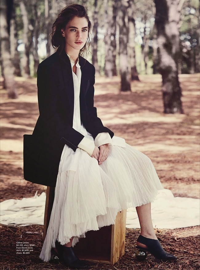 VOGUE AUSTRALIA Crista Cober in Into The Woods by Will Davidson. Christine Centenera, May 2014, www.imageamplified.com, Image Amplified (7)