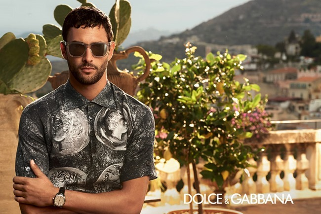 CAMPAIGN Adam Senn, Evandro Soldati & Noah Mills for Dolce & Gabbana Spring 2014 by Domenico Dolce. www.imageamplified.com, Image Amplified (3)