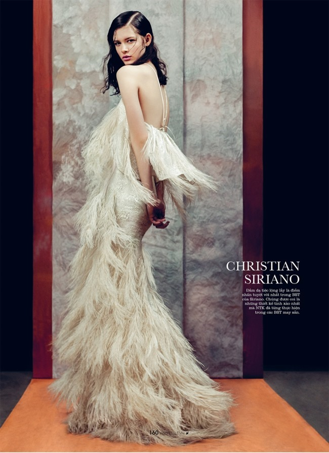 ELLE VIETNAM Isabelle Nicolay in 16 Looks You Love by Zhang Jingna. Phuong My, April 2014, www.imageamplified.com, Image amplified (3)