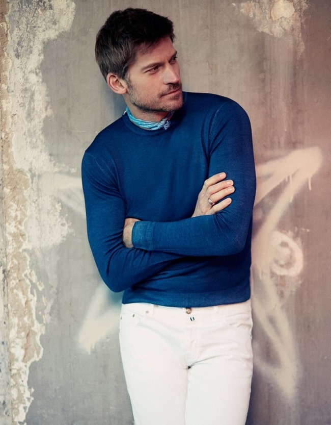 ESQUIRE UK Nikolaj Coster-Waldau in Game Changer by James Dimmock, April 2014, www.imageamplified.com, Image Amplified (7)