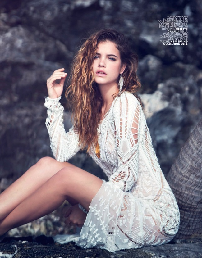 MARIE CLAIRE ITALIA Barbara Palvin in Holiday Diary by David Bellemere. Elisabetta Massari, May 2014, www.imageamplified.com, Image Amplified (18)