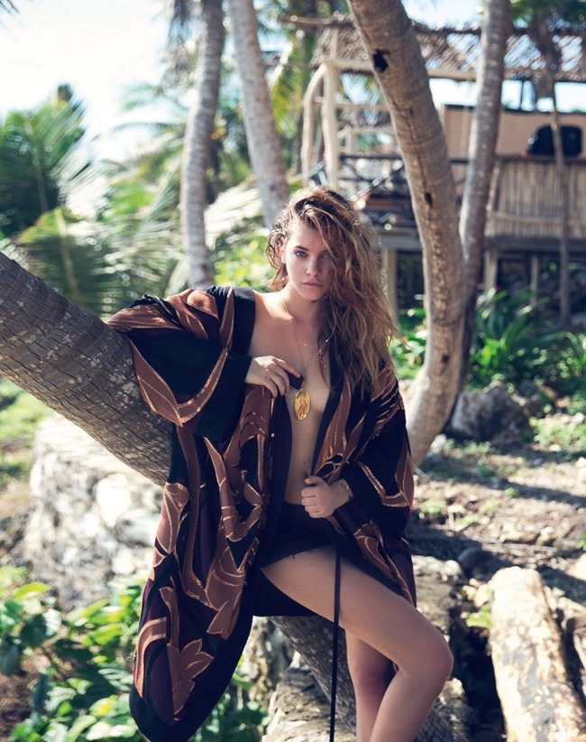 MARIE CLAIRE ITALIA Barbara Palvin in Holiday Diary by David Bellemere. Elisabetta Massari, May 2014, www.imageamplified.com, Image Amplified (14)