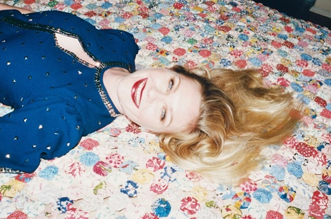 W MAGAZINE Kirsten Dunst in Summer Pleasures by Juergen Teller. May 2014, www.imageamplified.com, Image Amplified (5)