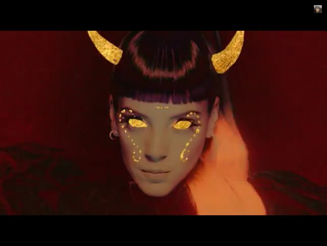 "SOUND CAFFEINE: Lilly Allen, ""Sheezus"" Official Music Video. Image Amplified www.imageamplified.com"
