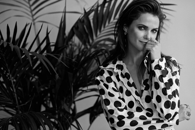 MALIBU MAGAZINE Keri Russell by Eric Guillemain. Zanna Roberts Rassi, Spring 2014, www.imageamplified.com, Image Amplified (1)