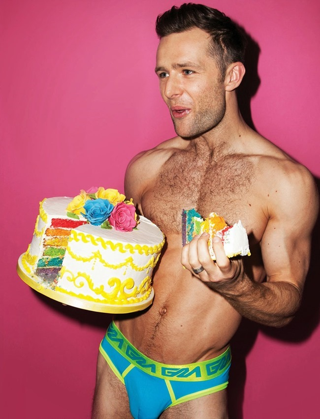 MASCULINE DOSAGE Harry Judd for Attitude Magazine, Spring 2014, www.imageamplified.com, Image Amplified (3)