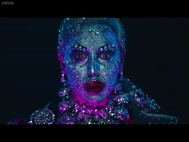 """SOUND CAFFEINE: Brooke Candy, """"Opulence"""" Official Music Video by Steven Klein. Image Amplified www.imageamplified.com"""