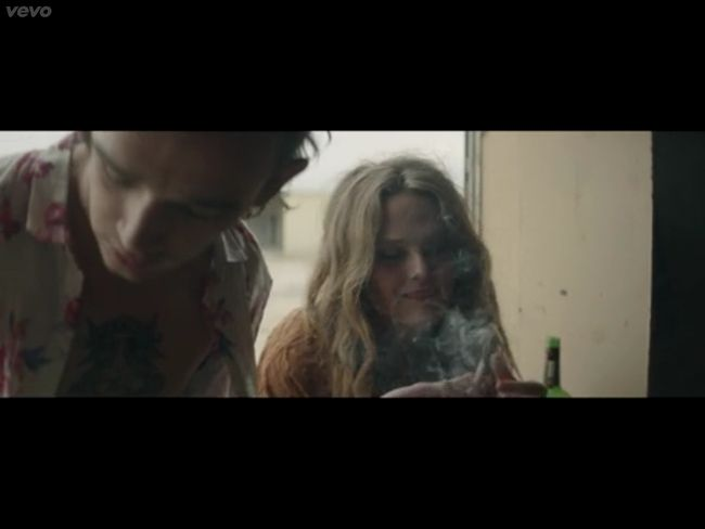 "SOUND CAFFEINE: The 1975, ""Robbers (Explicit)"" Official Music Video"