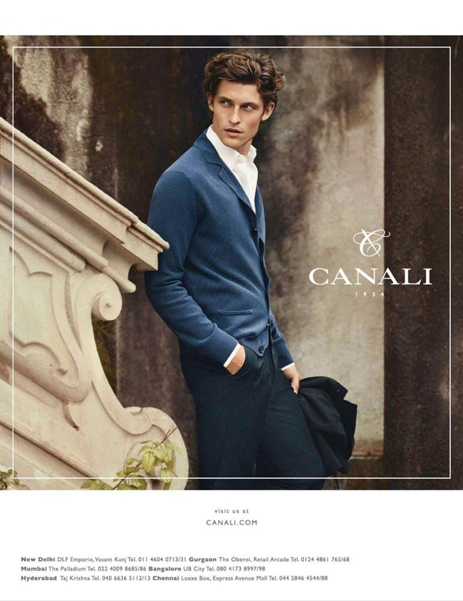 CAMPAIGN Wouter Peelen for Canali Spring 2014. www.imageamplified.com, Image Amplified (1)