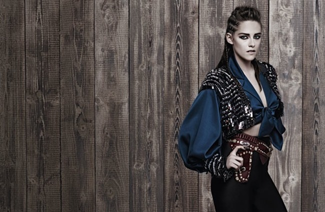 PREVIEW Kristen Stewart for Chanel Paris Dallas Pre-Fall 2014 by Karl Lagerfeld. www.imageamplified.com, Image Amplified