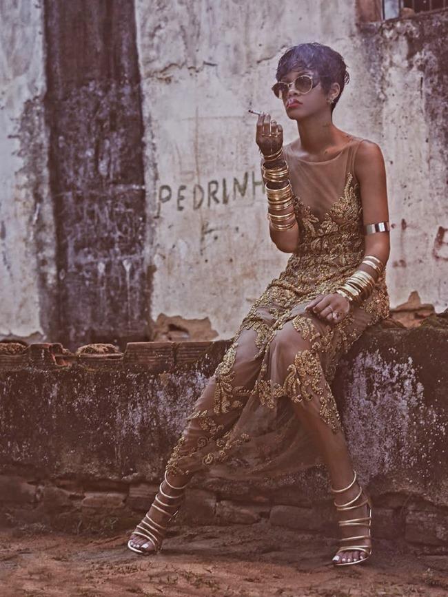 VOGUE BRAZIL Rihanna in RiRi Tropical by Mariano Vivanco. Yasmine Sterea, May 2014, www.imageamplified.com, Image Amplified (5)
