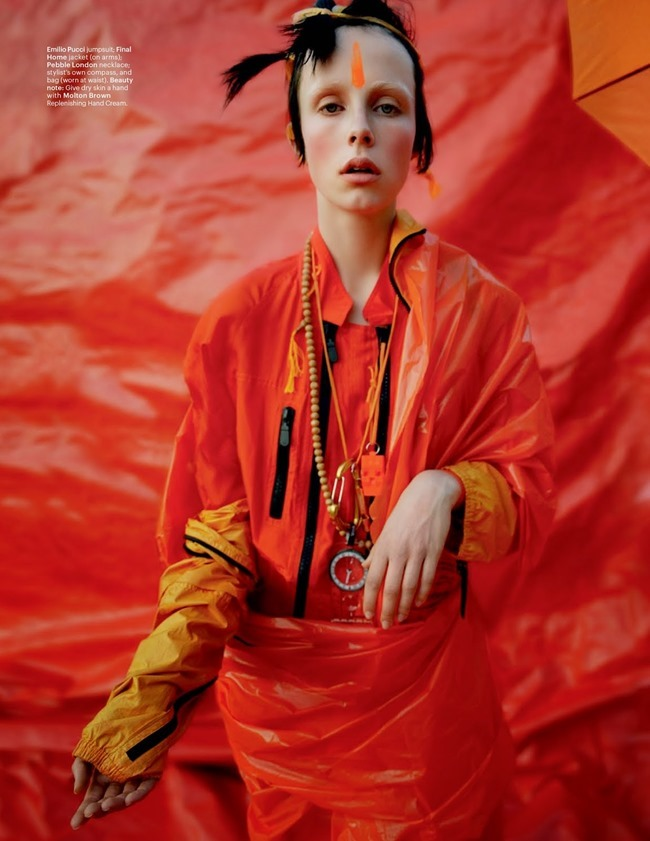 W MAGAZINE Edie Campbell in Gilt Trip by Tim Walker. Jacob K, May 2014, www.imageamplified.com, Image Amplified (10)