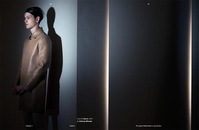 KURV MAGAZINE Simone Nobili in The LIght of Minimalism by Jay Schoen. Alba Melendo, Spring 2014, www.imageamplified.com, Image Amplified (3)