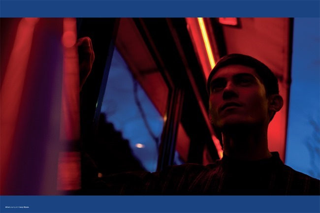 KURV MAGAZINE Still Movie by Jay Schoen. Amalia Tiano De Vivo, Spring 2014, www.imageamplified.com, Image Amplified (1)