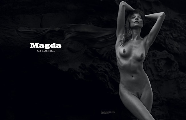 LUI MAGAZINE Magdalena Frackowiak in Magda by Mark Segal. Alexandra Bernard, May 2014, www.imageamplified.com, Image Amplified (1)