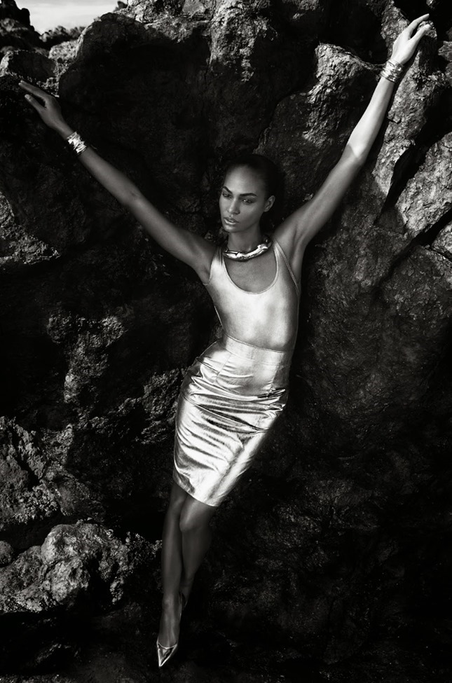 VOGUE ITALIA Joan Smalls in Shining by Solve Sundsbo. Anastasia Barbieri, May 2014, www.imageamplified.com, Image Amplified (6)