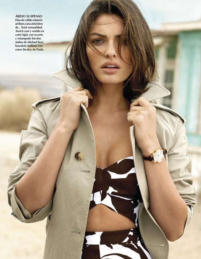 VOGUE MEXICO Alyssa Miller in Salvaje Oeste by Yu Tsai. Sarah Gore-Reeves, May 2014, www.imageamplified.com, Image Amplified (2)