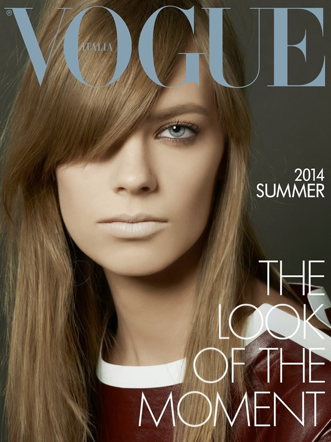 VOGUE ITALIA Lexi Boling in Boila by Steven Meisel. Karl Templer, May 2014, www.imageamplified.com, Image Amplified (1)