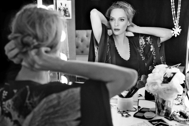 THE EDIT MAGAZINE Uma Thurman by Giampaolo Sgura, March 2014, www.imageamplified.com, Image Amplified (3)
